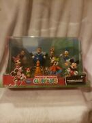 Disney Mickey Mouse Clubhouse 10 Piece Figurine Playset