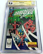 Cgc 9.6 Ss Daredevil 174 Signed By Charlie Cox And Matt Gerald 1st Hand Gladiator