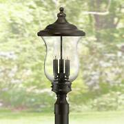 Outdoor Post Light Led Dimmable Bronze 23 For Exterior Garden Yard Driveway