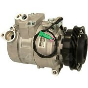 98326 4-seasons Four-seasons A/c Ac Compressor New For Vw With Clutch Passat A4
