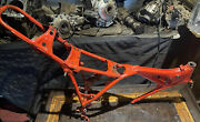 1982 Honda Xr 200 Xr200 Engine Body Main Frame Chassis Bos Included