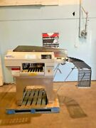 Mettler Toledo 645-1023-000 Meat Deli Solo Tray Commercial Wrapping Machine