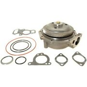 44062hd Gates Water Pump New For Freightliner Argosy Cascadia Century Class T800