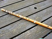 Antique Wood Flute Robert Wolf And Co Boxwood