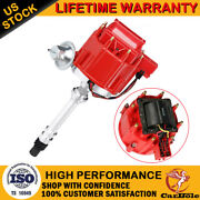 Hei Distributor Ignition For Sbc Bbc 350 Block Chevy Msd 8362 59107c 9000 Rpm Us