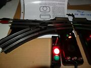 Lionel Post War 022 Remote Control O Gauge Switches , Cleaned And Checked Excellen