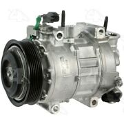 198375 4-seasons Four-seasons A/c Ac Compressor New With Clutch For Chrysler 300