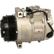 98394 4-seasons Four-seasons A/c Compressor New For Mercedes C Class With Clutch