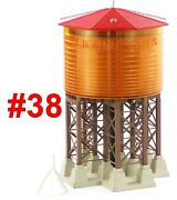 Lionel Pw 38 Operating Water Tower Missing Spout-motor Works /388/ 1946-47