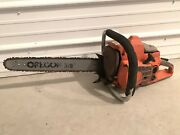 Vintage Husqvarna 2101 Xp Professional Chainsaw Estate Find As-is Untested