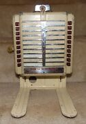 Seeburg Wallbox Wired 3w2-l56 From 1940s With Rare Table Stand