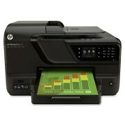 Hp Officejet Pro 8600 E-all-in-on Wireless Color Printer With Scanner Copier...