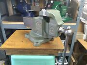 Restored Vintage Prentiss 524 Bench Vise Usa 4 In Jaw 51 Lbs