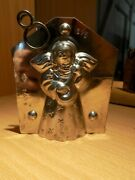 Angel 1569 Chocolate Mold Mould Molds Vintage Antique