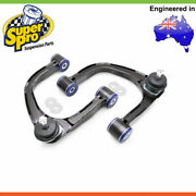 New Superpro Control Arm Kit For Toyota Landcruiser 200 Series-front