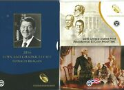 Ultimate Proof/reverse Proof Presidential Dollar Collection