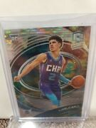 2020-21 Panini Spectra Lamelo Ball Rookie Silver Celestial /99 Charlotte Hornets
