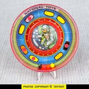 Astronaut Space Capsule Dexterity Jiggle Puzzle With Display Stand