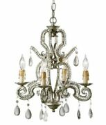 Ethan Allen Country French Chandelier Kendall Entry Light Dining Chandelier