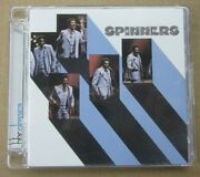 The Spinners S/t 1973 Lp Expanded Version + Bonus Tracks Import Oop Rare Cd