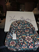 Vera Bradley Home To Hogwarts Large Campus Backpack Sold Out Brand New W/tags