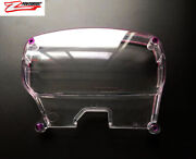 Clear Pulley Cove Timing Belt Cover For Toyota Corrolla Ae86 4age 20v Mr2 Mk1