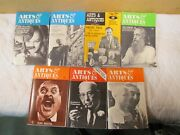1965 Arts And Antiques Mac Volume 1 Numbers 1-7 Antiques And Art Pricing