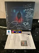Jamie Lee Curtis Signed Halloween Signed Lp Mondo Halloween Signed Bas A27347