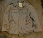 Reproduction Xxl M65 Field Jacket Us Army Vietnam Military Extra Extra Large