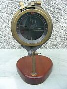 Vintage Military Compass Aircraft Ww2