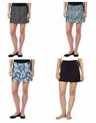 New Womenand039s Colorado Clothing Tranquility Everyday Skort Comfort Stretch