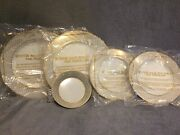 Fitz Floyd Mcmlxxviii 1978 Ff Set Of 5 Dishes New 4 In Plastic. China Rare Find