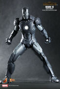 Hot Toys Iron Man Mark Iv Secret Project Mms153 1/6 Figure New Sealed Exclusive