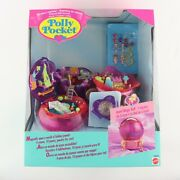 Polly Pocket 1996 Jewel Magic Ball New And Sealed In Box
