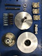 Powerbloc Clutch Kit Honda 1977-1984 Fl250 Odyssey. Tuneable. Tool And Bolt Incl