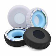 1 Pair Earpads Cushion Pillow For Sony Mdr-xb400 Xb400 Extra Bass Stereo Headset