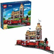 Lego Disney Train And Station 71044 Powered Up Building Kit 2925 Pcs