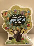 Educational Insights The Sneaky Snacky Squirrel Game - Ei3405, Complete, Euc