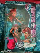 Nib Monster High Doll Ghoul Sports Toralei Daughter Of A Werecat 2013 New In Box