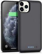 For Iphone 11 Pro Max Battery Case, Iphone 11 Pro Max, 7800mah Portable External