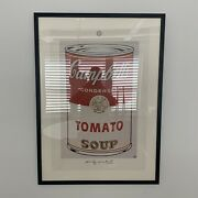 Licensed Andy Warhol Foundation Campbelland039s Soup 1 Tomato Neues Pubg. Germany