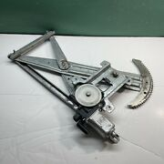 Acdelco Front Right Window Regulator And Motor 15922915 Colorado Canyon 04-12