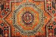 9 Ft. Long Top Of The Line Hanmdade Hall Runner Natural Dyes And Colors Caucasian