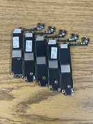 Lot Of 5 Iphone Se 2nd/8/7 64gb Logic Board Ic Locked For Parts