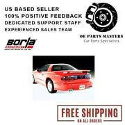 Borla Cat-back Exhaust 14555 Fits 95-97 Camaro Ss And Z28 And Firebird/trans-am 5.7l