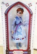 Limited Doll Collection Frozen Anna Limited Doll World Limited To 6000