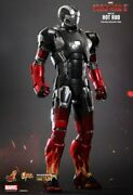 Toys Pipeens Limited Movie Masterpiece Diecast Iron Man 1/6 Scale Figure Mark 22
