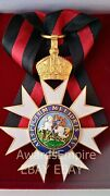Uk Great Britain Distinguished Order Of St Michael And St George Companion -copy