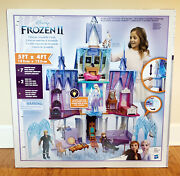 Disney Frozen Ultimate Arendelle Castle Playset By The Frozen 2 Movie Sealed