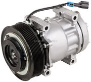 For Freightliner All Truck Models 1992-2012 Ac Compressor And A/c Clutch